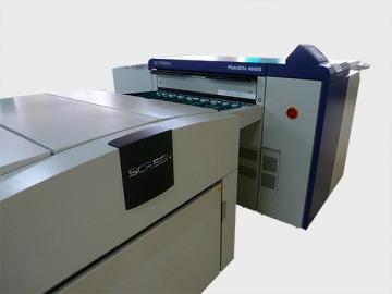 サーマルプレートレコーダー4600s