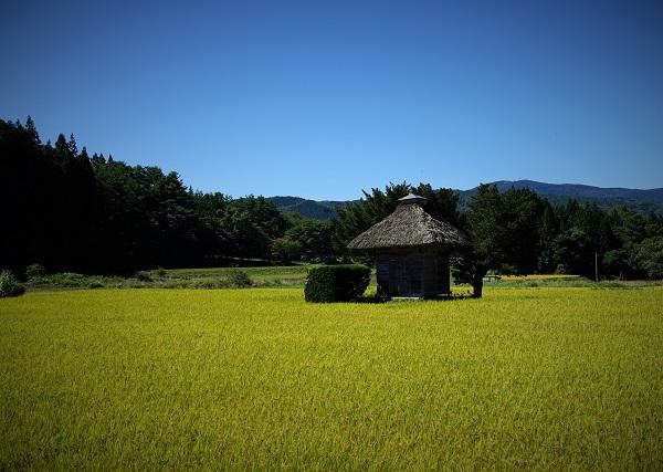 遠野の荒神神社